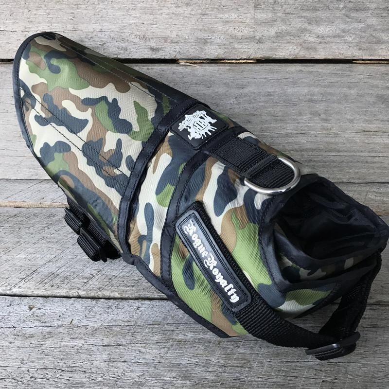 Buy Rogue Active Dog Camo Jacket Online