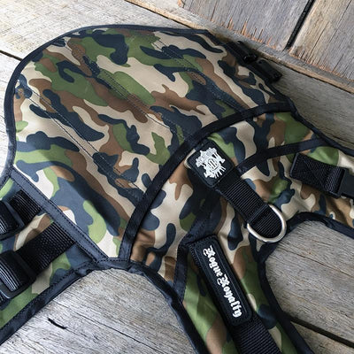 Rogue Active Dog Jacket - Camoflague