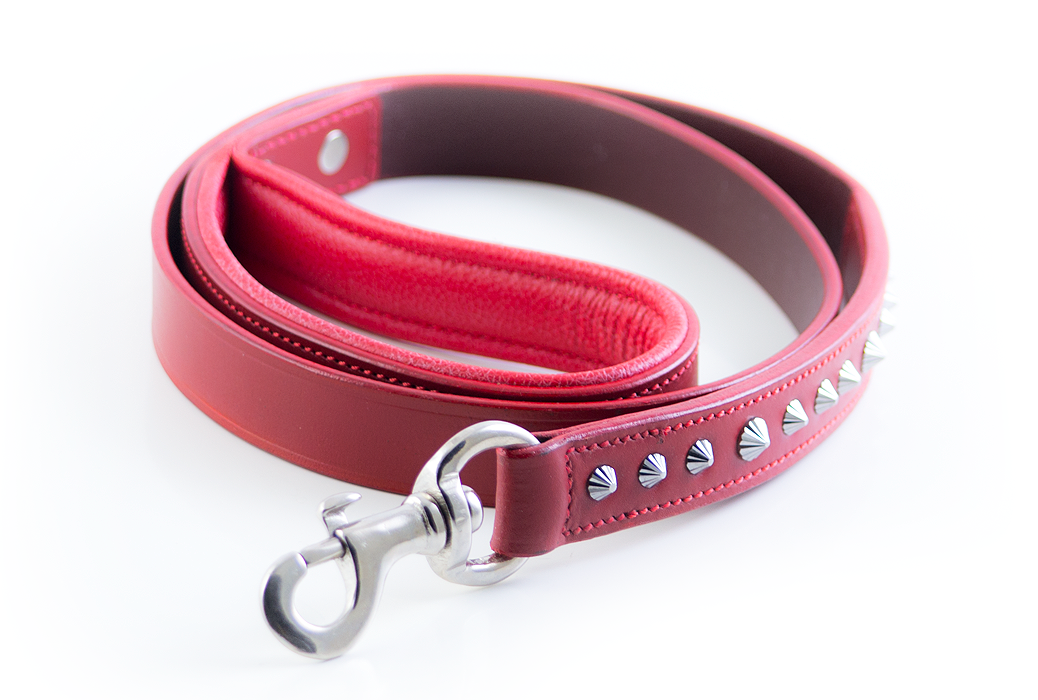 Dog Leash - Imperial Red Leash