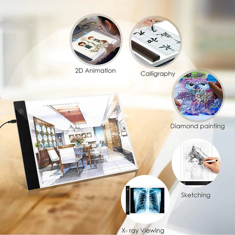 LEDBoard™ - LED Drawing Pad
