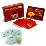 EXPLODING KITTENS GAME CARD