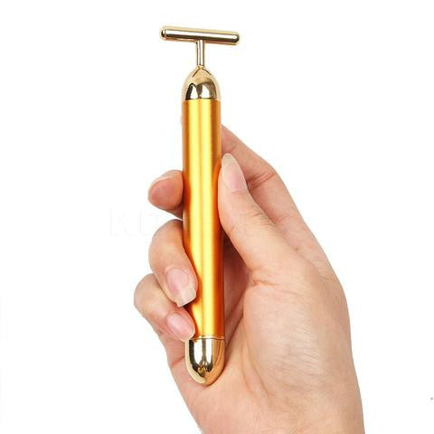 24K Face Massager