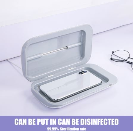 UV Sanitizer Case