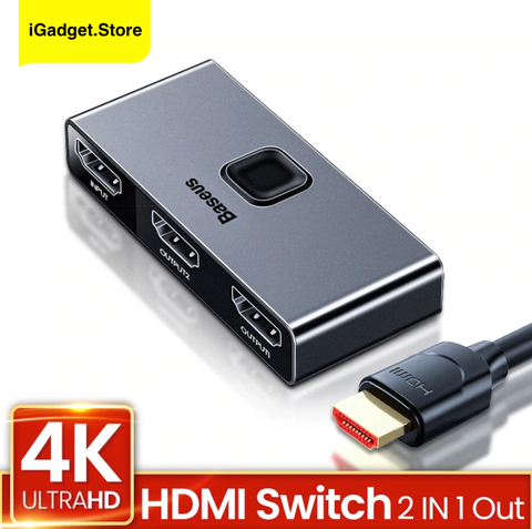 EasySwitcher™ - HDMI TV Switch