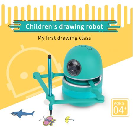 Magic Drawing Robot