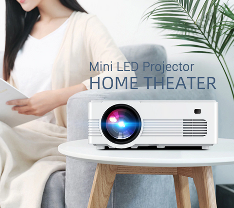 Personal Home Projector