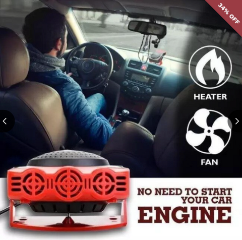 CarWarm™ - Electric Car Heater
