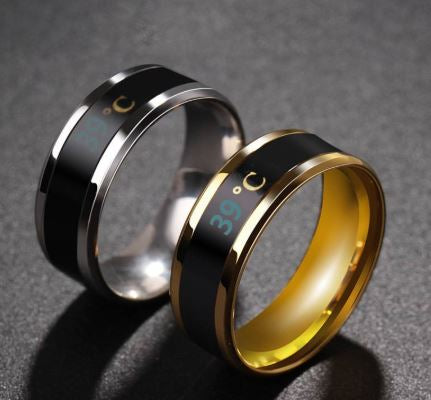 Temperature Smart Ring