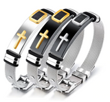 Sacred Cross Bracelet