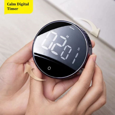 Calm Digital Timer