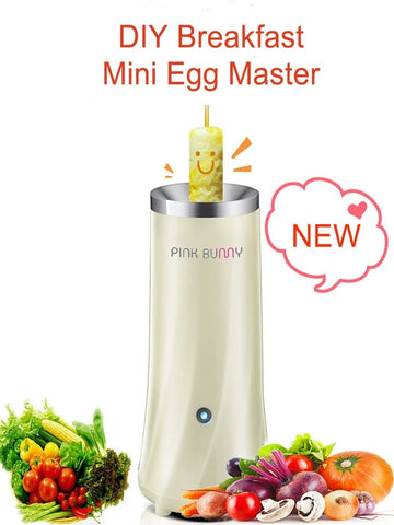 PINK BUNNY EGG ROLL MAKER