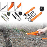 Steel PocketSaw™ - Survival Chainsaw