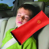 CAR KID PILLOW