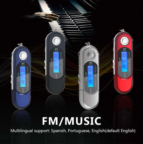 MusicDrive™ - USB MP3 Radio