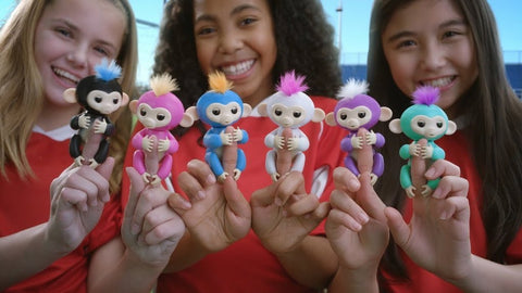 Baby Monkey Fingerlings