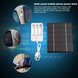 SunBattery™ - Solar Rechargeable Battery