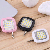 Mini LED Selfie Flash Light