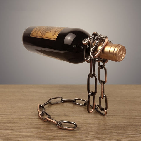 WineRack™ - Suspending Wine Holder