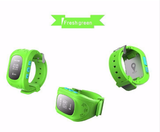 Kids GPS Tracker Watch