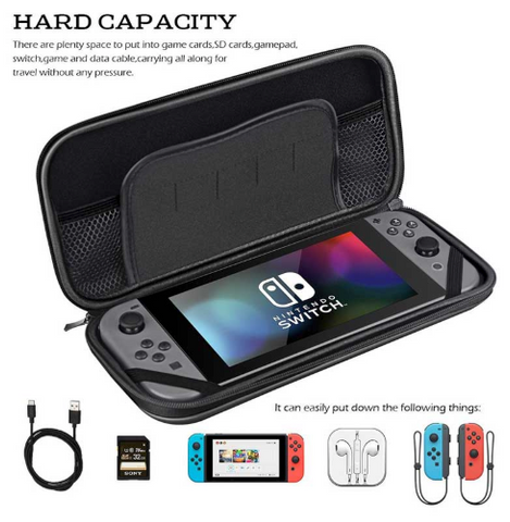 Nintendo Switch Hard Travel Case
