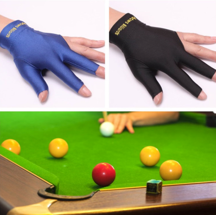 Snooker Anti-Slip Gloves