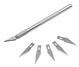 Metal Scalpel Knife