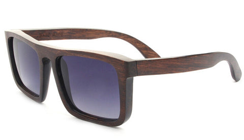 Free Shipping Handmade Natural Wood Sunglasses Men and Women Wooden polarized sunglasses 4 color Unisex wood sun glasses