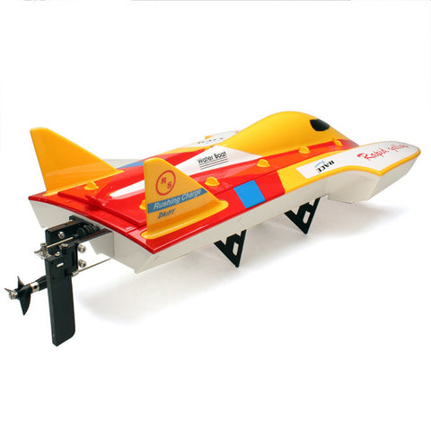 HIGH SPEED RACING RC BOAT WITH LOOP WATER COOLING SYSTEM