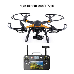 X4 PRO RC DRONE  WITH BRUSHLESS GIMBAL RC HELICOPTER RTF DRON