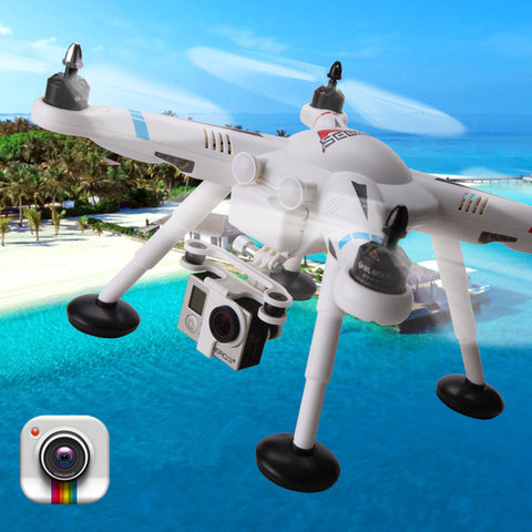 PROFESSIONAL RC DRONE V303 2.4G  WITH CAMERA AUTO-RETURN AND GPS SYSTEM