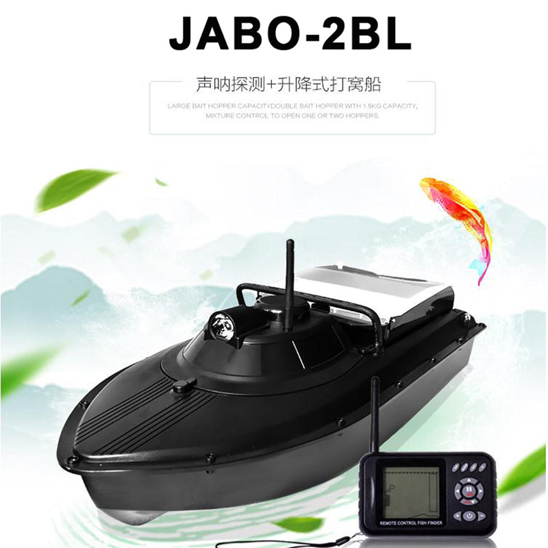 FISH FINDER BOAT FISHING BAIT BOAT VS RC BOAT TOYS FISHING FLYING