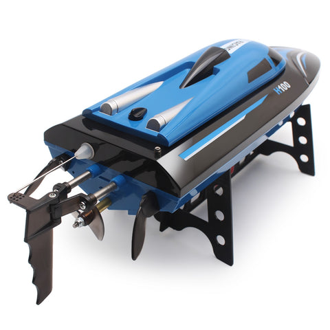 HIGH SPEED RC BOAT CHANNEL RACING REMOTE CONTROL BOAT WITH LCD SCREEN AS GIFT FOR CHILDREN