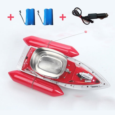 MINI RC FISHING ADVENTURE LURE BAIT BOAT MINI RC FISHING BAIT BOAT RC WIRELESS FISHING BOAT