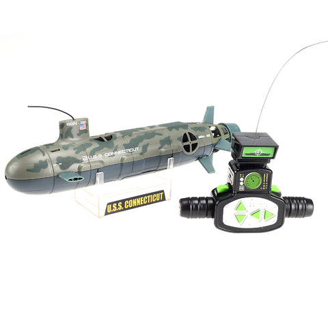 DIVING TOY 6-CHANNEL REMOTE CONTROL NAVY SUBMARINE BOAT