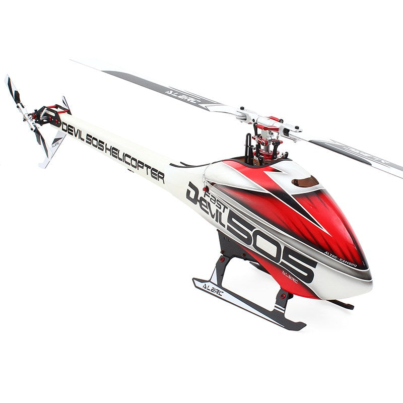 FAST RC Helicopter Kit CNC Metal RC Toys Gifts
