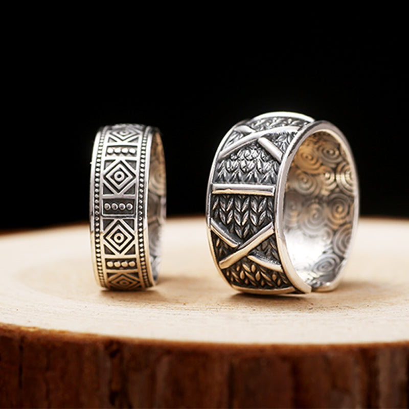 NEW ADJUSTABLE MEN RING FOR WOMEN COUPLE RINGS