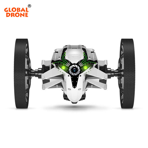 GLOBAL DRONE ELECTRIC BOUNCE CAR FLEXIBLE TERRAIN STUNT RACING CAR REMOTE CONTROL TOYS