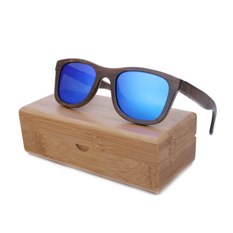 BERWER FASHION POLARIZED SUNGLASSES AVAILABLE BAMBOO WOODEN SUNGLASSES