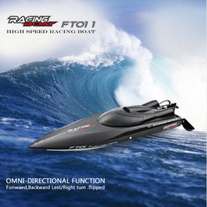 RACING RC BOAT HIGH SPEED BRUSHLESS MOTOR WATER COOLING SYSTEM SPEED BOAT