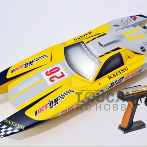 ARTR-RC FIBERGLASS GASOLINE RC RACING BOAT ENGINE