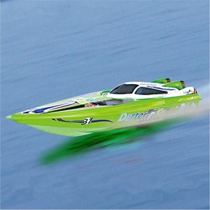 WATER COOLING THREE MOTOR STRONG POWER ELECTRIC REMOTE CONTROL RC BOAT