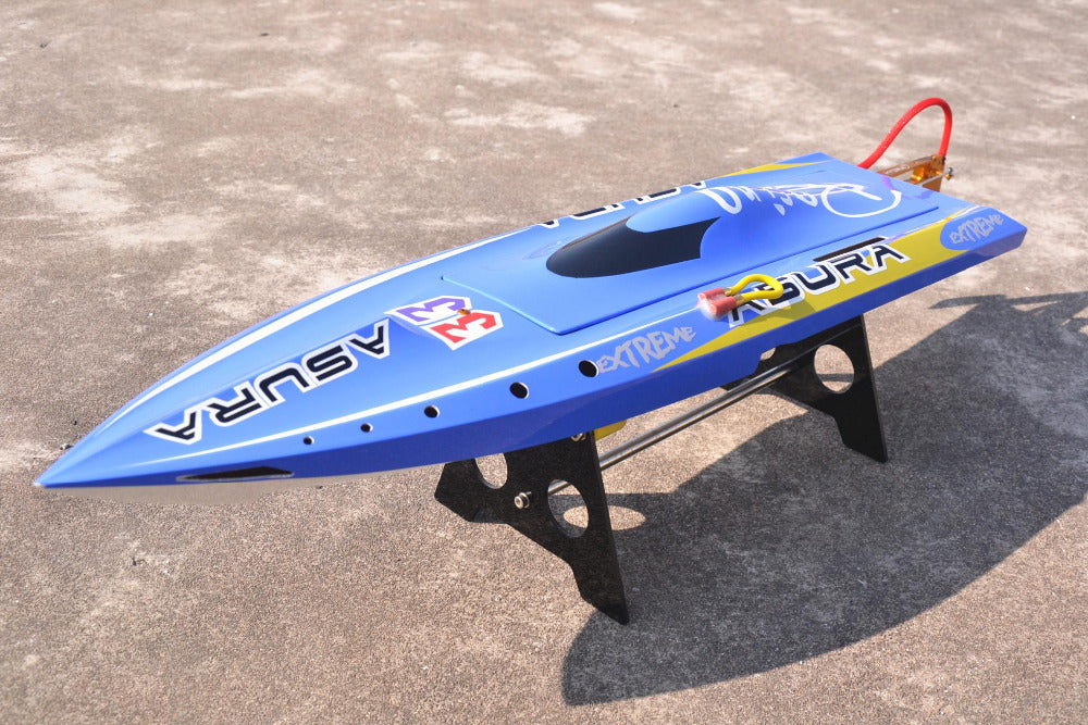 NEW DESIGN RC BOAT W/ 3674 WATER COOLING MOTOR