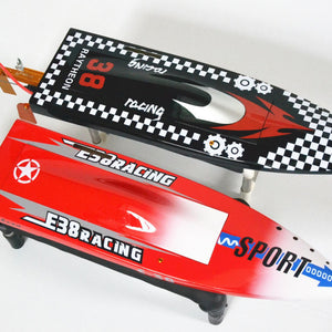 THOR FIBERGLASS ELECTRIC BRUSHLESS RC BOAT