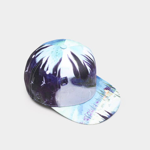 3D Printing Abstract Art Men Women Baseball Cap
