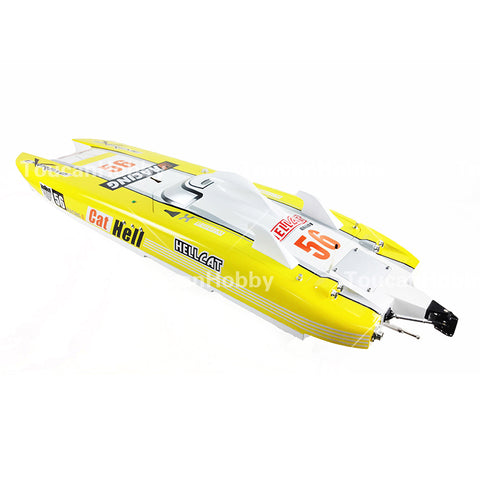 FIBERGLASS GASOLINE RC RACING BOAT  ENGINE WATER COOLING SYSTEM