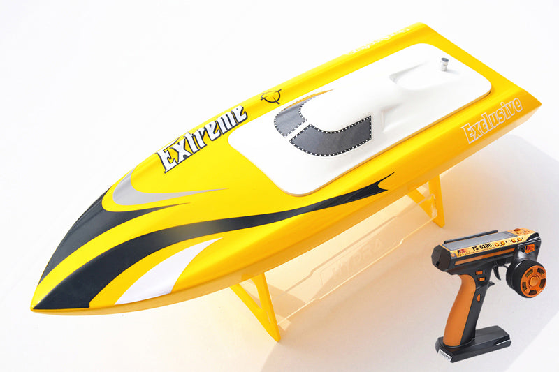 ELECTRIC FIBER GLASSS RC BOAT RACING SPEED BOAT