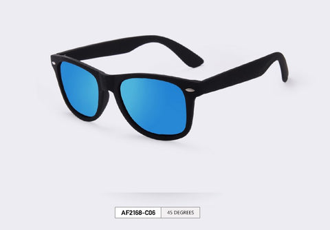 DRIVING MIRRORS COATING POINTS BLACK FRAME EYEWEAR MALE SUN GLASSES