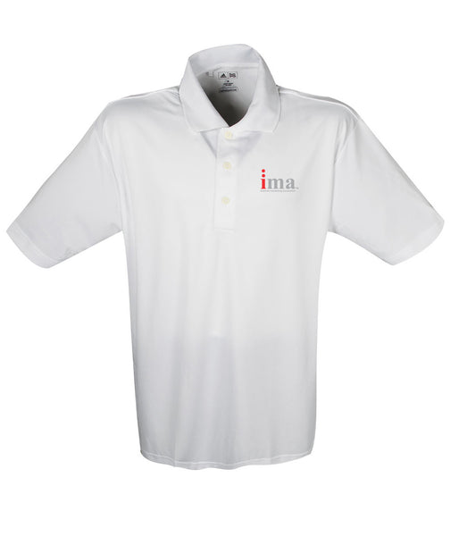 Adidas Men's Golf Climalite Pique Polo