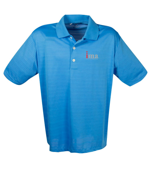 Adidas Men's Golf Climalite Textured Polo