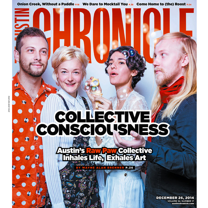 Austin Chronicle Cover Story